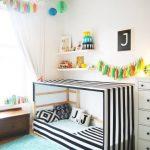 Tips de decoración para habitaciones infantiles