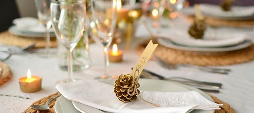 Decoracion mesas para navidad best ideas para decorar mesas de navidad with decoracion mesas - Adornos para la mesa de navidad ...