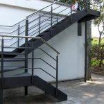 Disenos de escaleras de herreria para exteriores