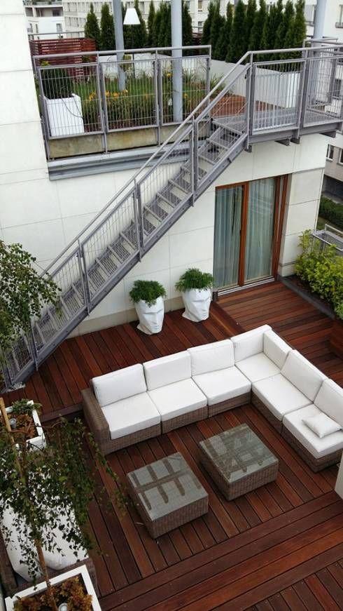 Escaleras para exterior curso de organizacion del hogar for Escaleras de exterior