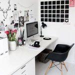 Ideas modernas de mesas para oficinas en casa