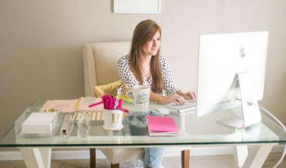 Tips de organizacion y decoracion de interiores casas for Mesas de despacho modernas