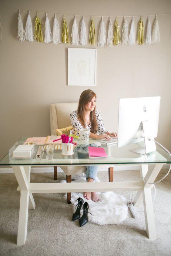 Mesas de despacho modernas for Mesas para oficinas modernas