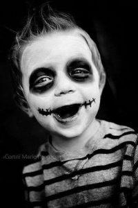 Maquillaje para Halloween para tus Hijos