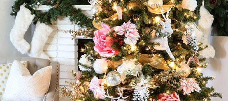 Arboles de navidad originales 2017 2018 - Decoracion de arboles de navidad 2017 ...