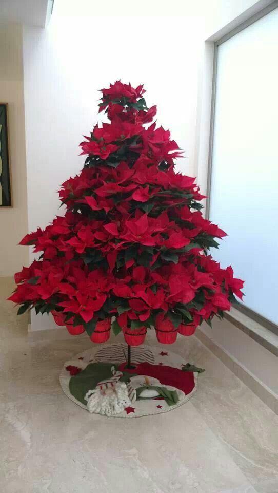 Tendencias en arboles de navidad originales 2018 2019 for Adornos originales para navidad