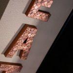 Cocinas decoradas con tonos cobre