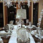 Como montar una mesa para la cena navideña 2017 - 2018 perfecta