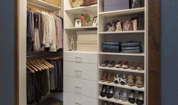 Tips de organizacion y decoracion de interiores casas oficinas closet - Organizar armarios empotrados ...
