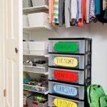 Diseños de closets en habitaciones infantiles