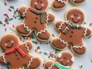 Diseños de galletas navideñas 2017 – 2018