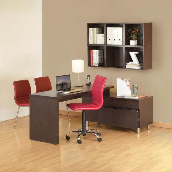 Ideas creativas para decorar tu oficina en casa 22 for Decoracion de oficinas creativas