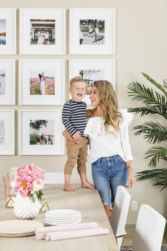 Ideas para decorar tu casa con fotos familiares 4 for Ideas para amueblar tu casa