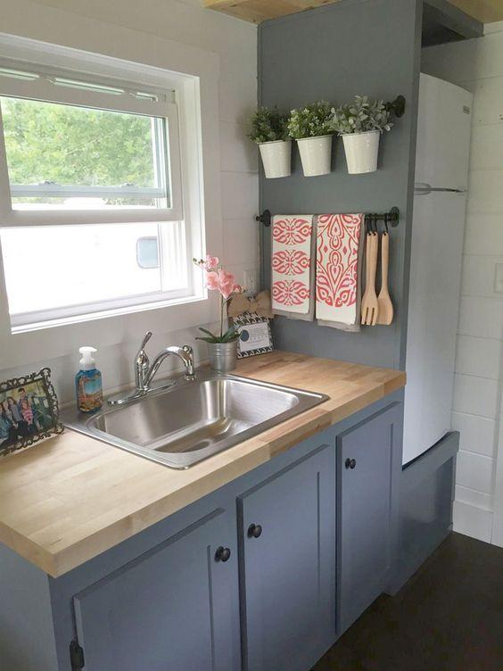 ideas-para-decorar-una-cocina-pequena (15) - Curso de ...