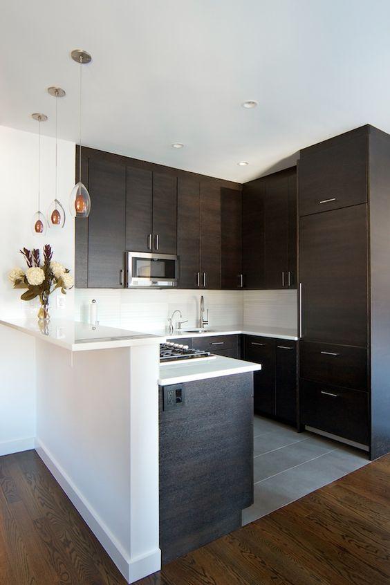 Ideas para decorar una cocina peque a for Ideas para decorar mi cocina pequena