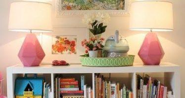 Ideas para organizar la habitacion de un niño
