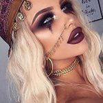 Maquillaje de halloween para mujer que querrás lucir este 2017