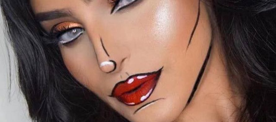 Maquillajes Para Halloween Para Mujeres With Maquillajes Para
