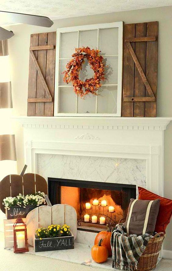 Mira como decorar tu casa en temporada otoñal