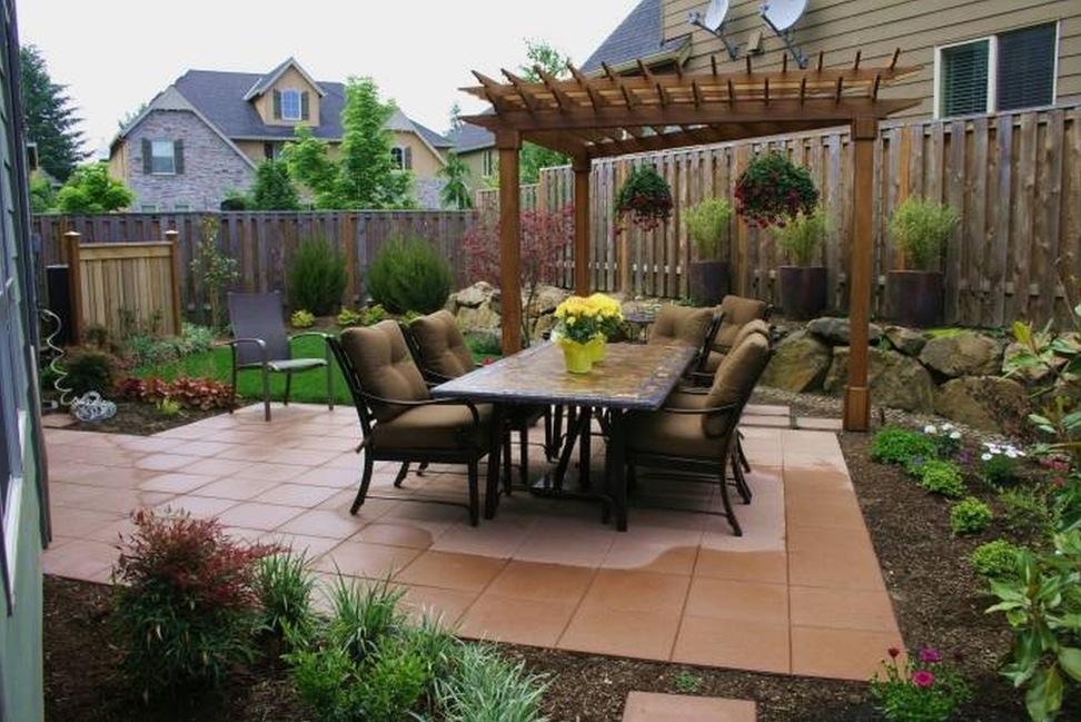 Pergolas de madera para jardines - Pergolas de aluminio para jardin ...