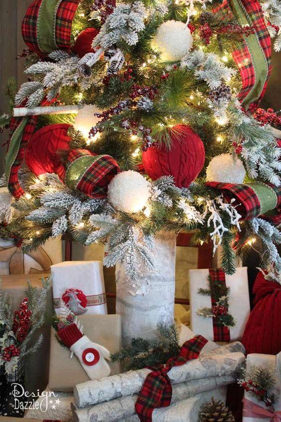 Propuestas novedosas de decoración navideña 2017