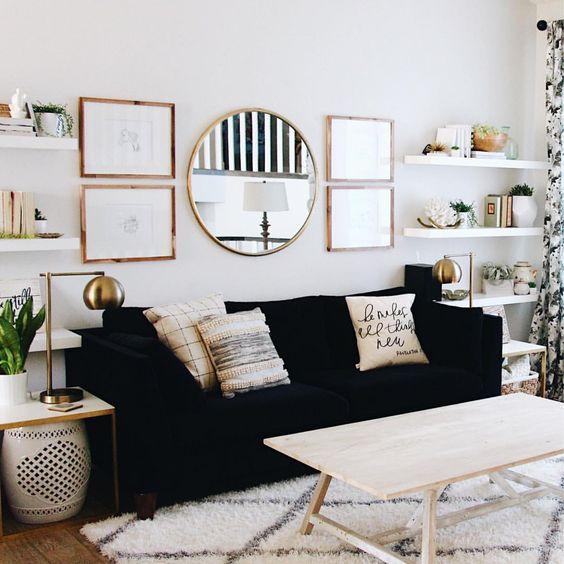 Como decorar la sala este 2018 (2)