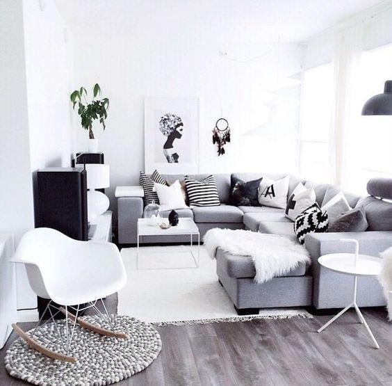 Como decorar la sala este 2019 ideas modernas para tu sala Decoracion de interiores 2018 salas