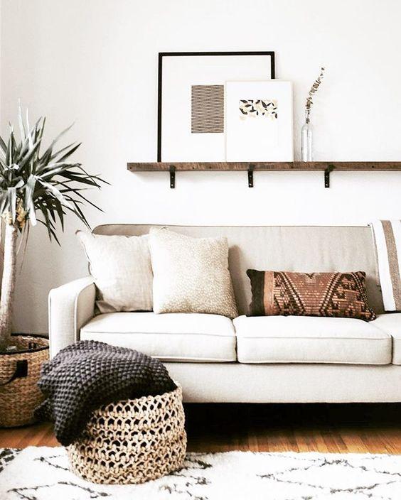 Como decorar la sala este 2018 for Decoracion alternativa interiores