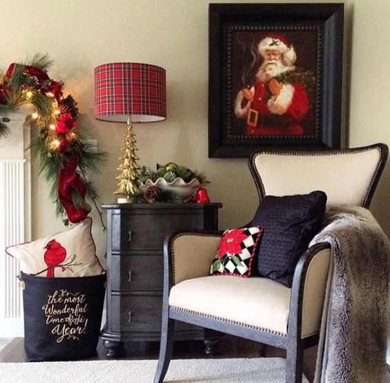Como decorar tu sala esta navidad 2017 - 2018 (1)
