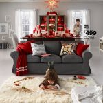 Como decorar tu sala esta navidad 2017 - 2018 (10)