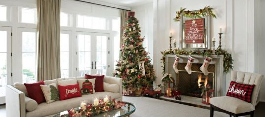 Como decorar tu sala esta navidad 2017 – 2018