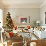 Como decorar tu sala esta navidad 2017 - 2018 (13)