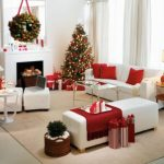 Como decorar tu sala esta navidad 2017 - 2018 (16)