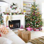 Como decorar tu sala esta navidad 2017 - 2018 (17)