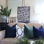 Como decorar tu sala esta navidad 2017 - 2018 (19)