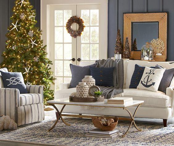 Como decorar tu sala esta navidad 2017 - 2018 (2)