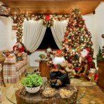 Como decorar tu sala esta navidad 2017 - 2018 (23)