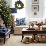 Como decorar tu sala esta navidad 2017 - 2018 (7)