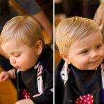 Corte de Cabello para Bebes