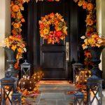 Decoracion de puertas para accion de gracias (23)