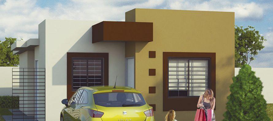Decoración para una Casa de Infonavit de 50 metros Cuadrados