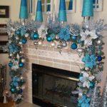 Ideas de decoración navideña de frozen 2017 - 2018 (13)