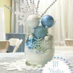 Ideas de decoración navideña de frozen 2017 - 2018 (15)