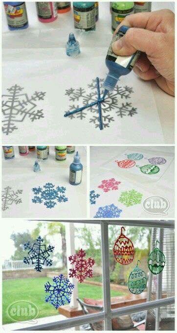 Ideas de decoración navideña de frozen 2017 - 2018 (2)
