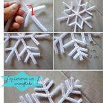 Ideas de decoración navideña de frozen 2017 - 2018 (33)