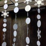 Ideas de decoración navideña de frozen 2017 - 2018 (37)