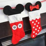 Ideas de decoracion para navidad con Mickey Mouse (15)