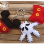 Ideas de decoracion para navidad con Mickey Mouse (16)
