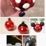 Ideas de decoracion para navidad con Mickey Mouse (17)