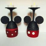 Ideas de decoracion para navidad con Mickey Mouse (26)